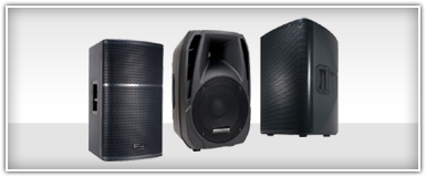 American Audio Amplified DJ Speakers & Subs