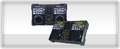 American DJ MP3 & CD Players