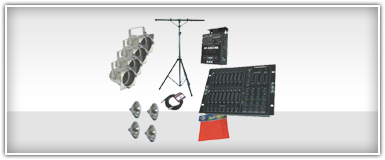 American DJ Stage Control Systems