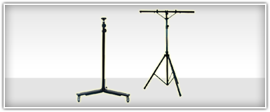 American DJ Ligthing Stands