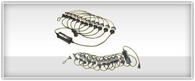 American DJ Strobe Rope Light