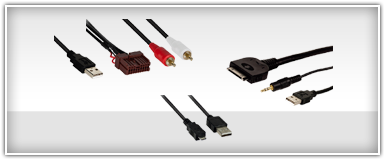 Axxess iPod Cables & Adaptors