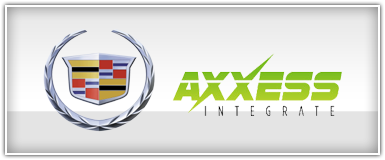 Axxess Cadillac Harnesses