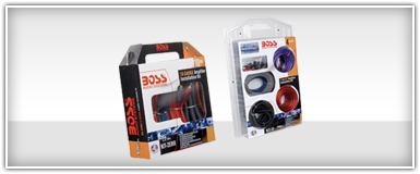 Boss Audio Amp Kits