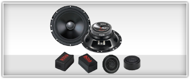 Boss Component Speakers