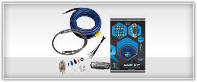Car Audio 4 Gauge Amp Kits