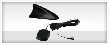 Non-Powered Car Antennas