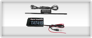 Powered Car Antennas