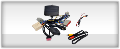 Ford, Lincoln, Mercury or Mazda Zune Adapter Kit