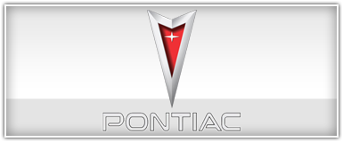 Pontiac Custom Kick Panels