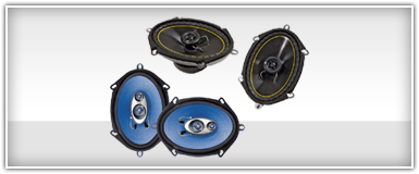 5x7 6x8 Inch Car Speakers