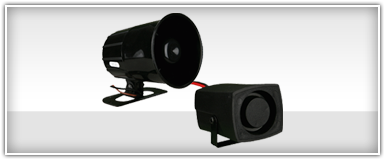 Car Horn Speakers