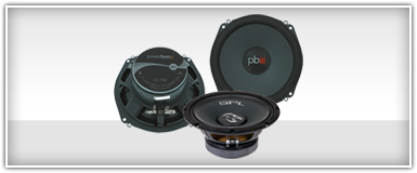 Car Mid Bass Speakers