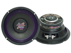5-6 Inch Car Audio Subwoofers