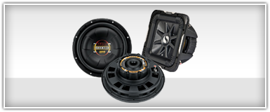 12 Inch Car Audio Subwoofers