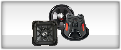 15 Inch Car Audio Subwoofers