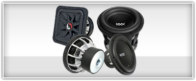 18 Inch Car Audio Subwoofers