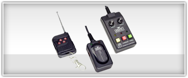 Chauvet Lighting Remotes and Controls