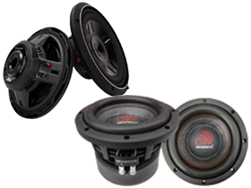 Closeouts 8 Inch Subwoofers