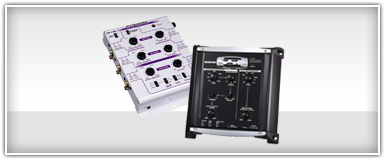 Closeouts Crossover & Signal Processors
