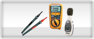 Closeouts Meters & Testing Equipment