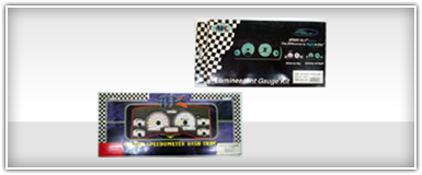 Closeouts Car Custom Gauges