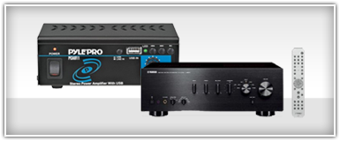 Closeouts Home Theater Amplifiers