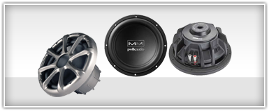 Closeouts Marine Audio Speakers