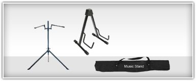 Closeouts Musical Instruments Stands, Clamps & Cases