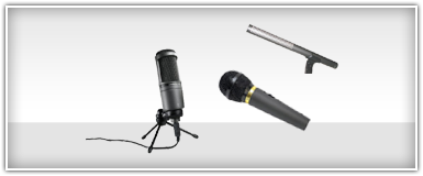 Closeouts Pro Audio Wired Microphones