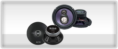 Closeouts 8 Inch Speakers