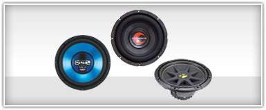 Closeouts 12 Inch Subwoofers
