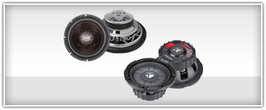 Closeouts 6.5 Inch Subwoofers