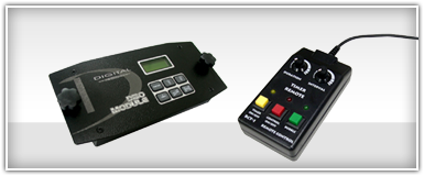 Elation Lighting Area Effect Accessories & Timer Remotes