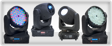Elation Lighting Moving Heads