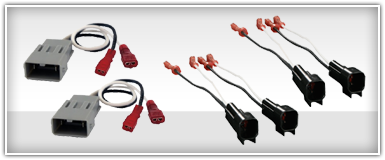 Harmony Audio Vehicle Specific Harnesses