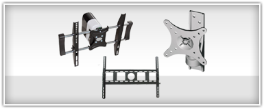 Home Theater LCD & Plasma TV Brackets