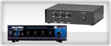 Home Theater Microphone Amplifiers