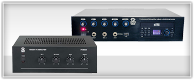 Home Theater Power Amplifiers