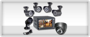 Home Security & Surveillance Cameras
