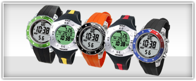 Dive & Snorkel Sport Watch
