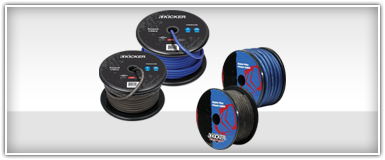 Kicker Power Wire