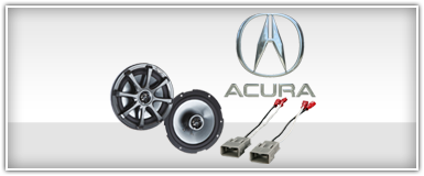 Kicker Acura Specific Speakers