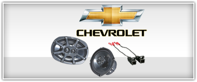 Kicker Chevy Specific Speakers