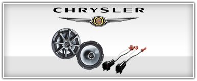 Kicker Chrysler Specific Speakers