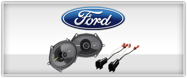 Kicker Ford Specific Speakers