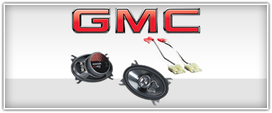 Kicker GMC Specific Speakers