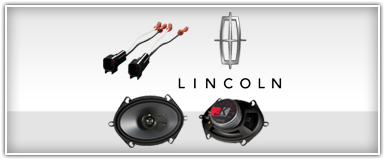 Kicker Lincoln Specific Speakers