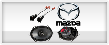 Kicker Mazda Specific Speakers
