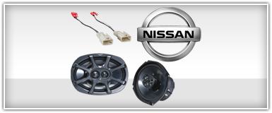 Kicker Nissan Specific Speakers